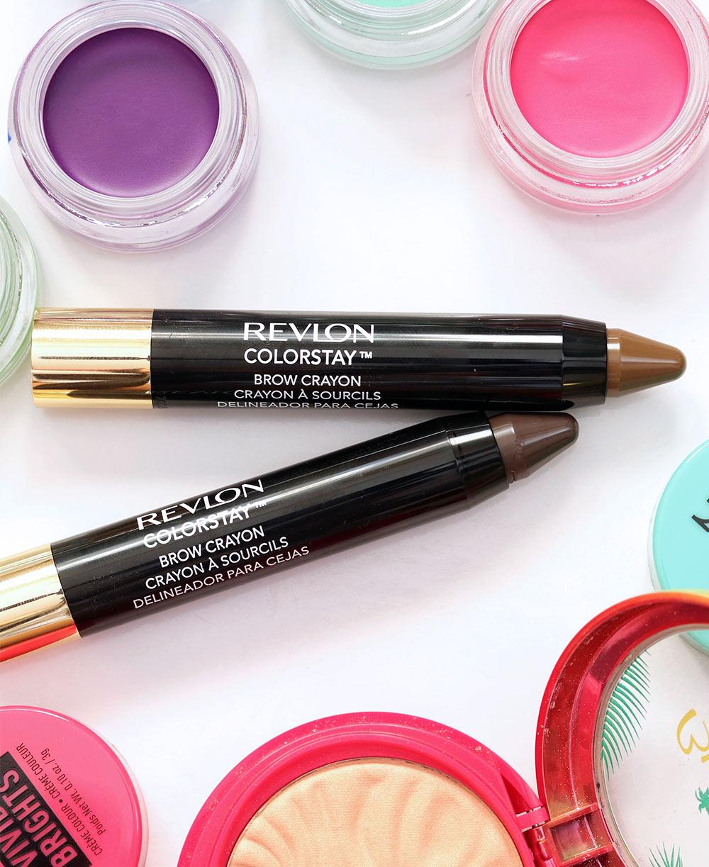 revlon colorstay brow crayon