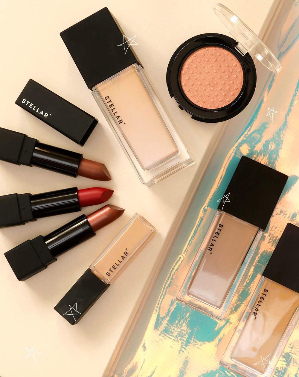 Brand Spotlight Stellar A New Makeup