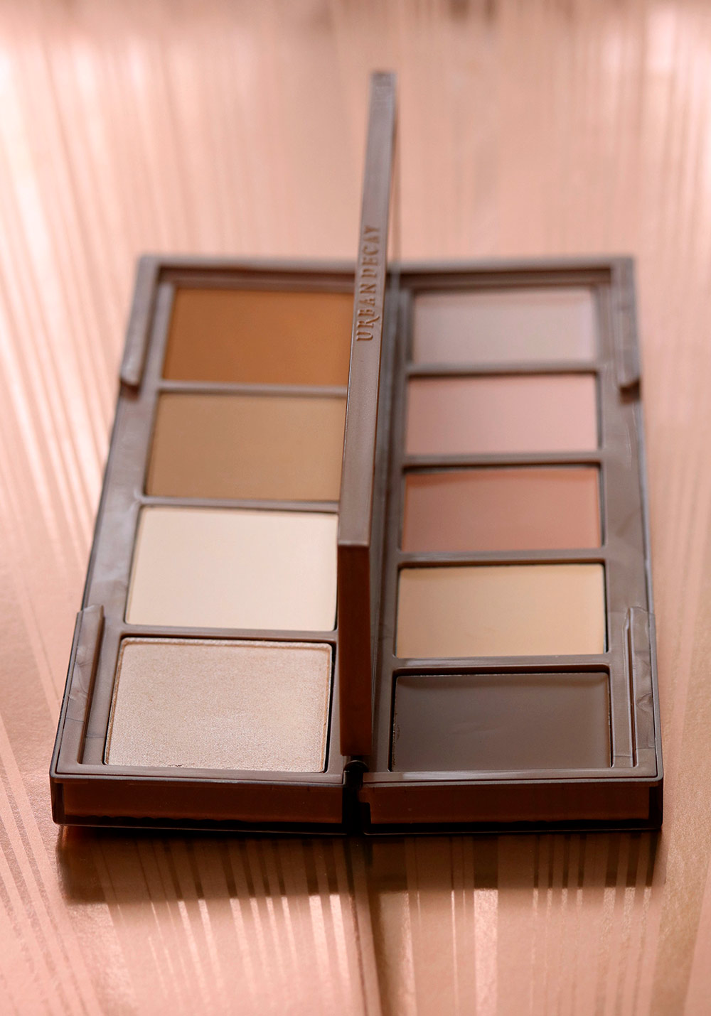 New Urban Decay Naked Skin Shapeshifter Travel Contouring