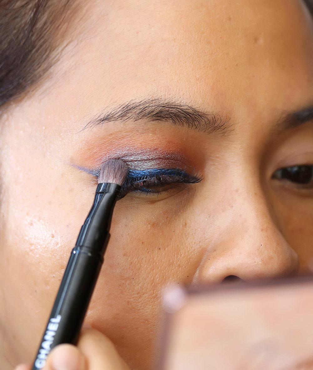 4 mac chromat daubandita eyeshadow
