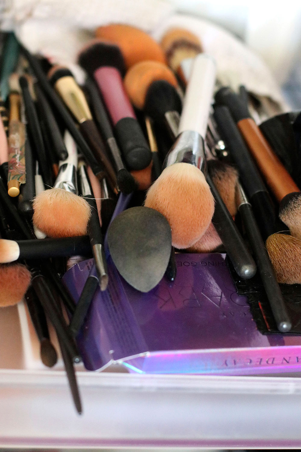 What Parts of Your Makeup Collection Would You Like to Build Up/Trim Down (Palettes, Powders, Lipsticks, Etc.)?
