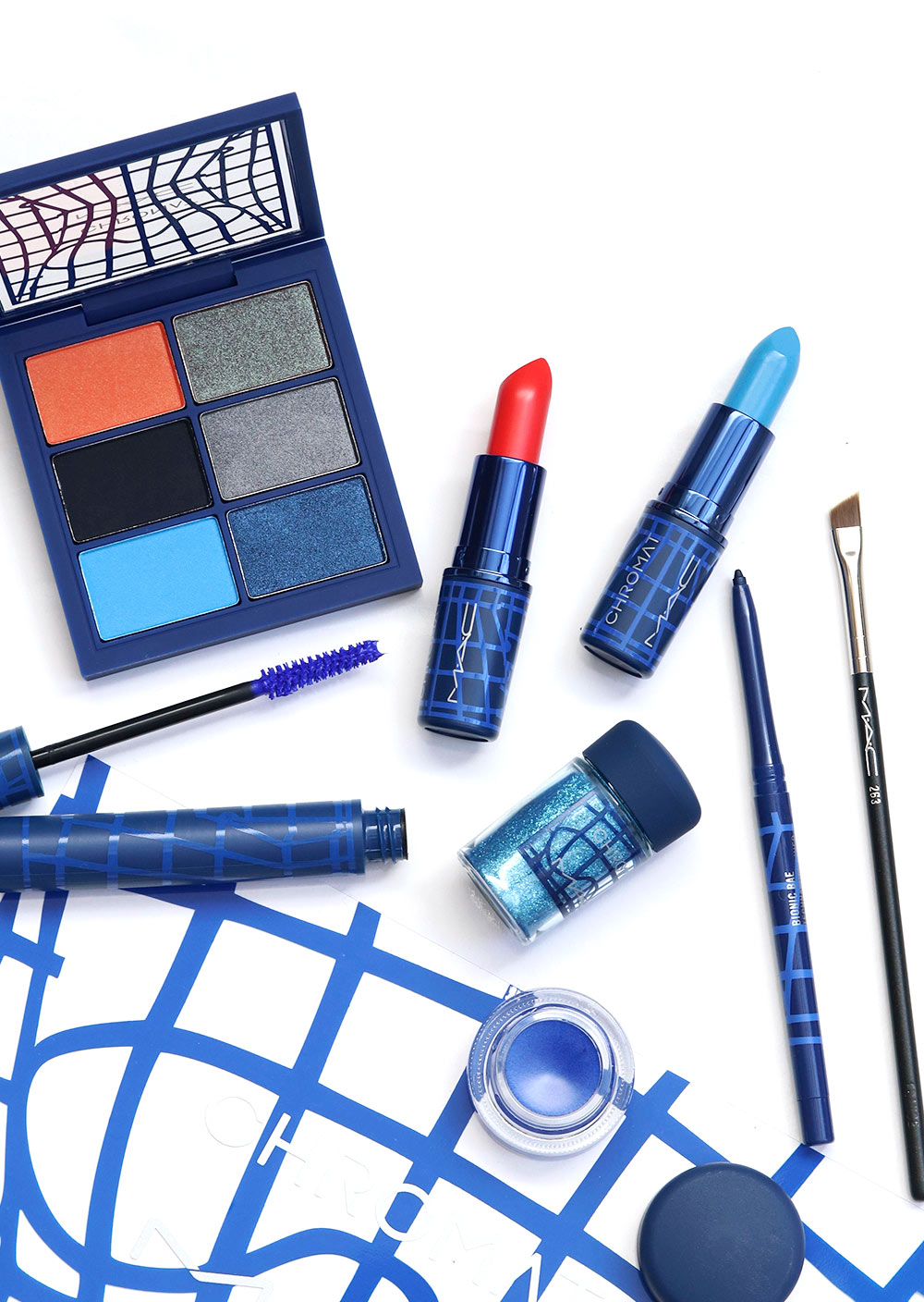 mac chromat collection