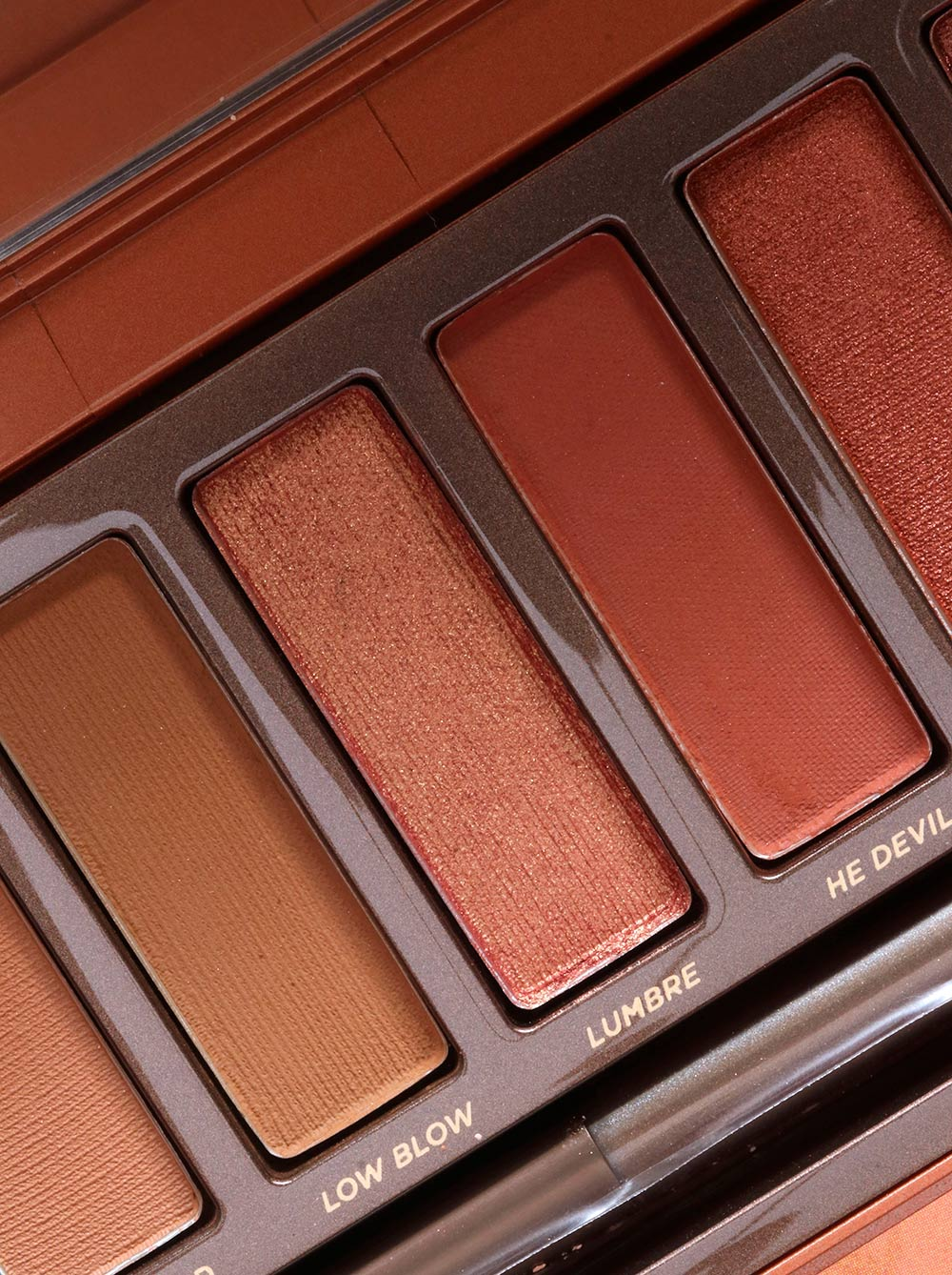 Urban Decay Naked Heat Palette | Ginger Girl Says | A