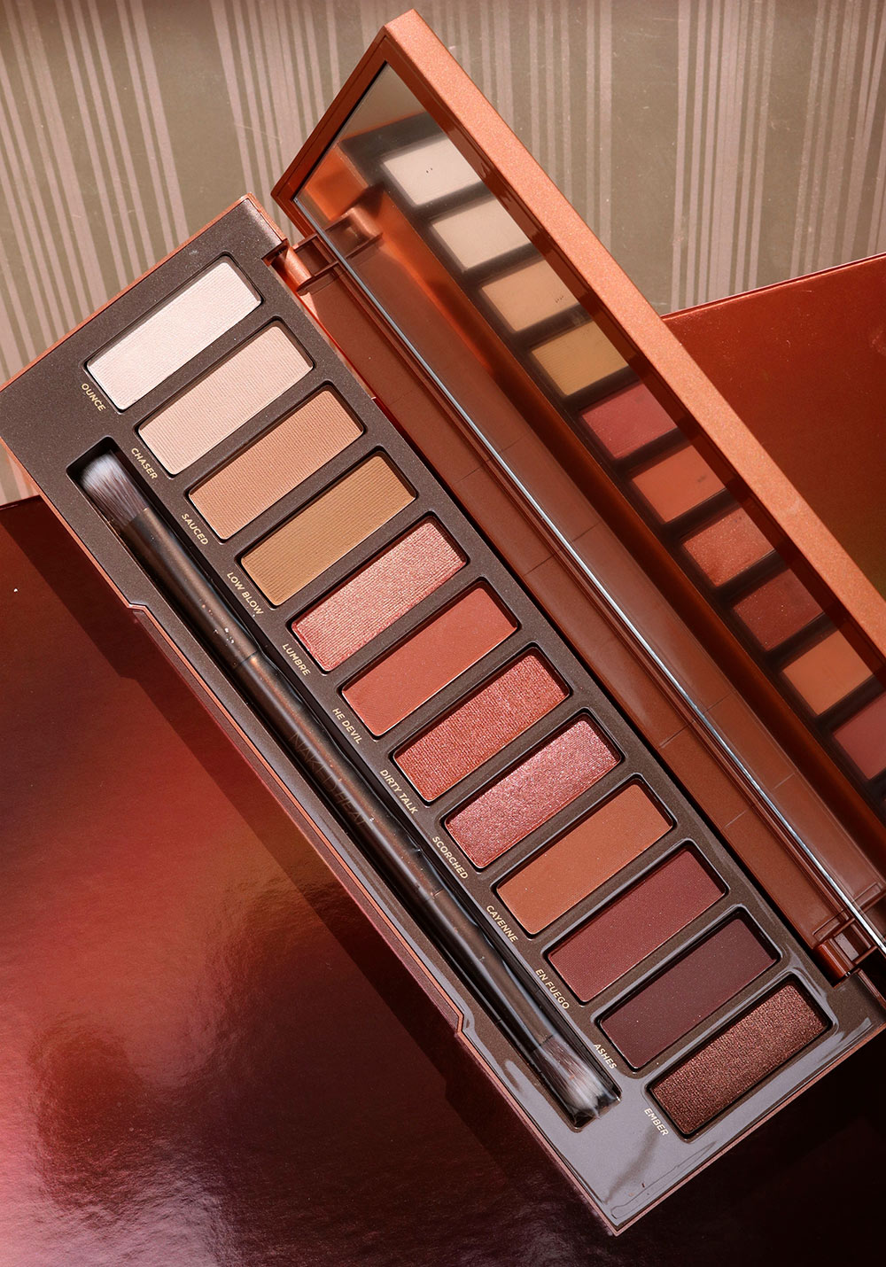 urban decay naked heat open