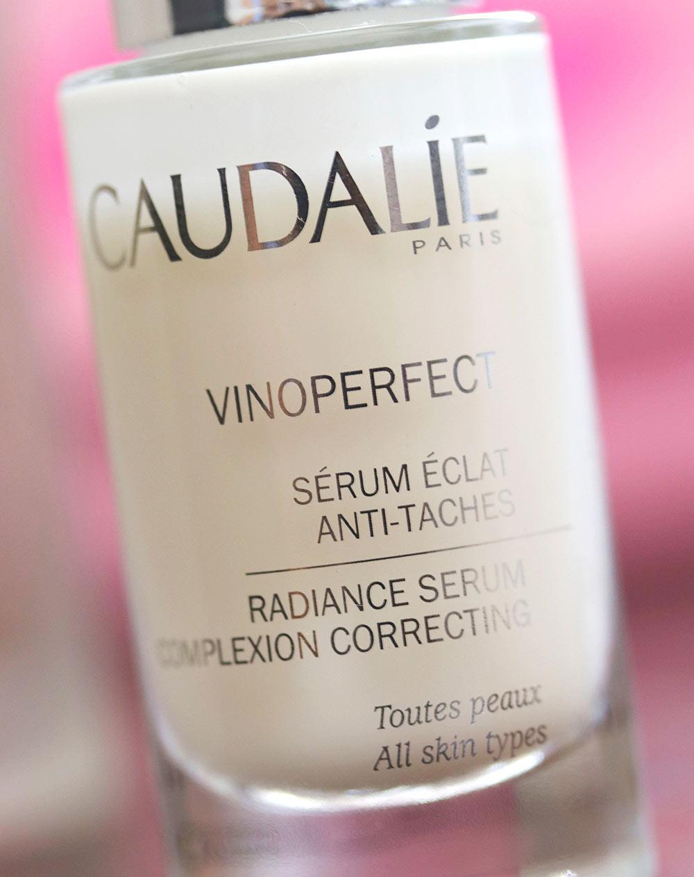 caudalie vinoperfect serum 1