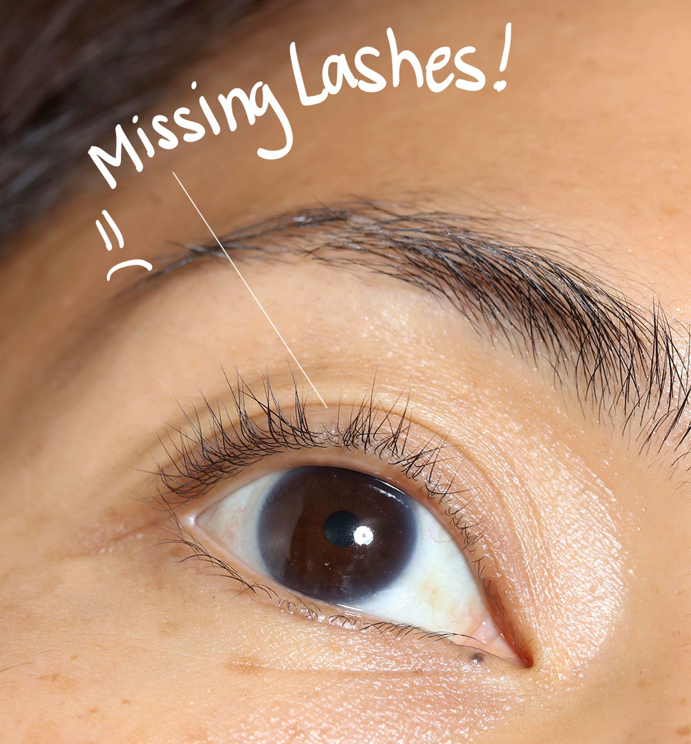 Missing In Action Lost Lashes Makeup And Beauty Blog