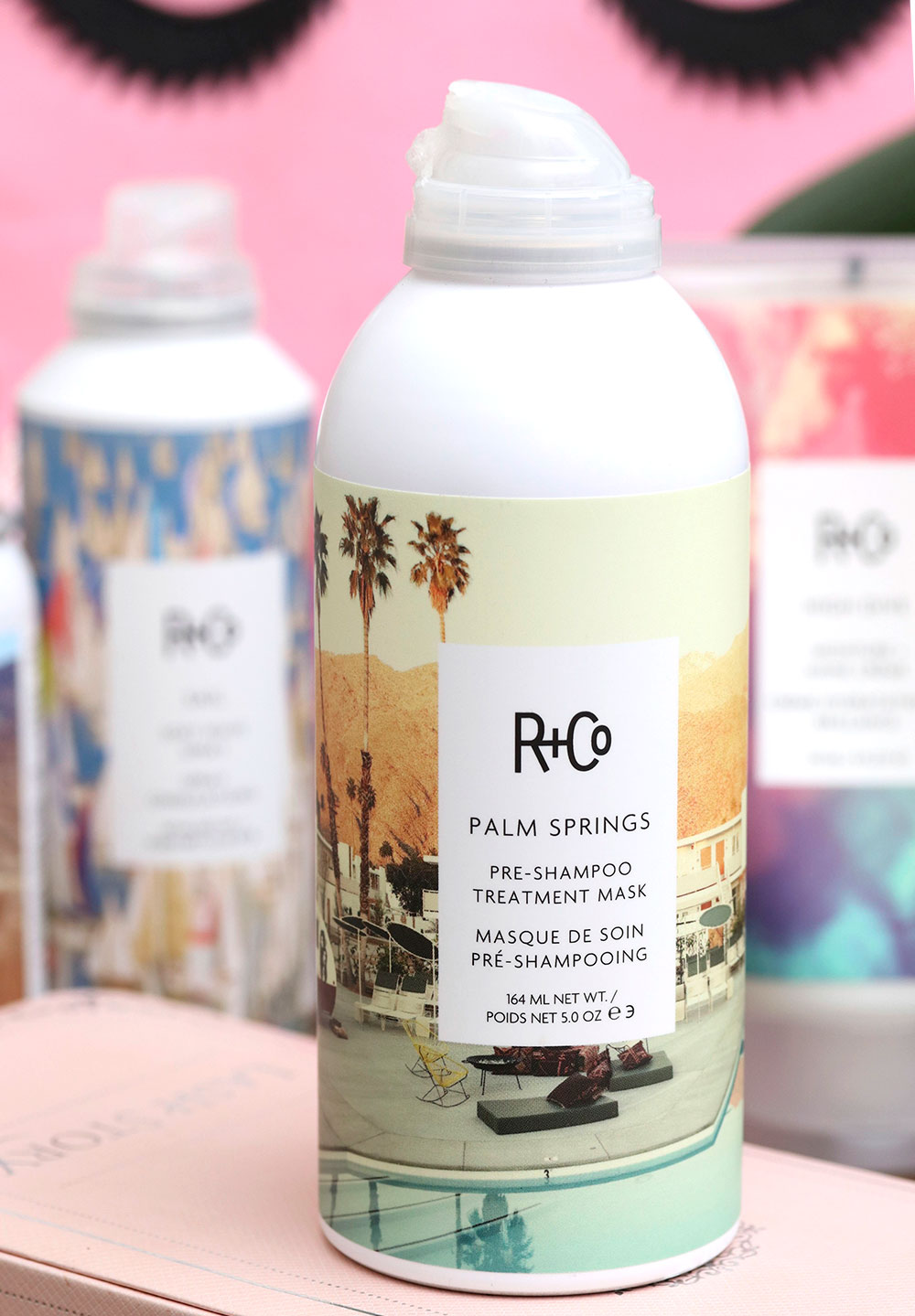 r and co palm springs bottle