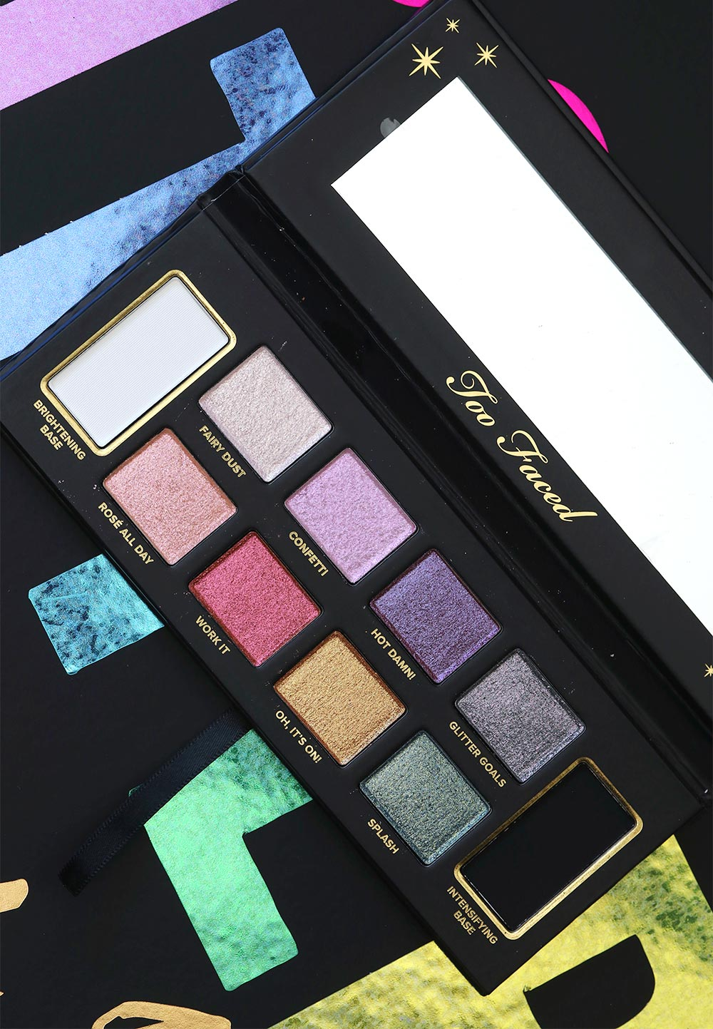 too faced glitter bomb palette 1