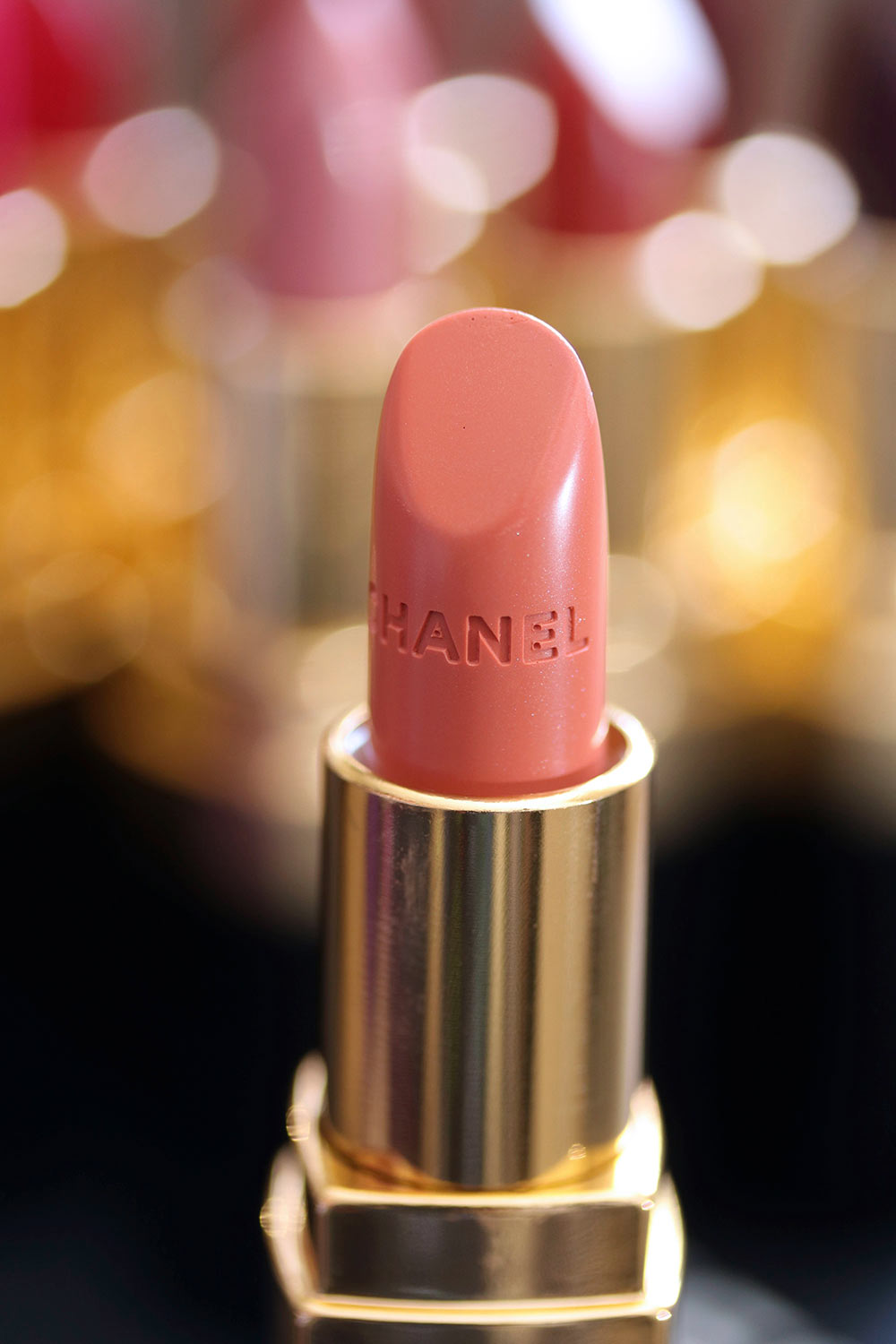 chanel catherine rouge coco