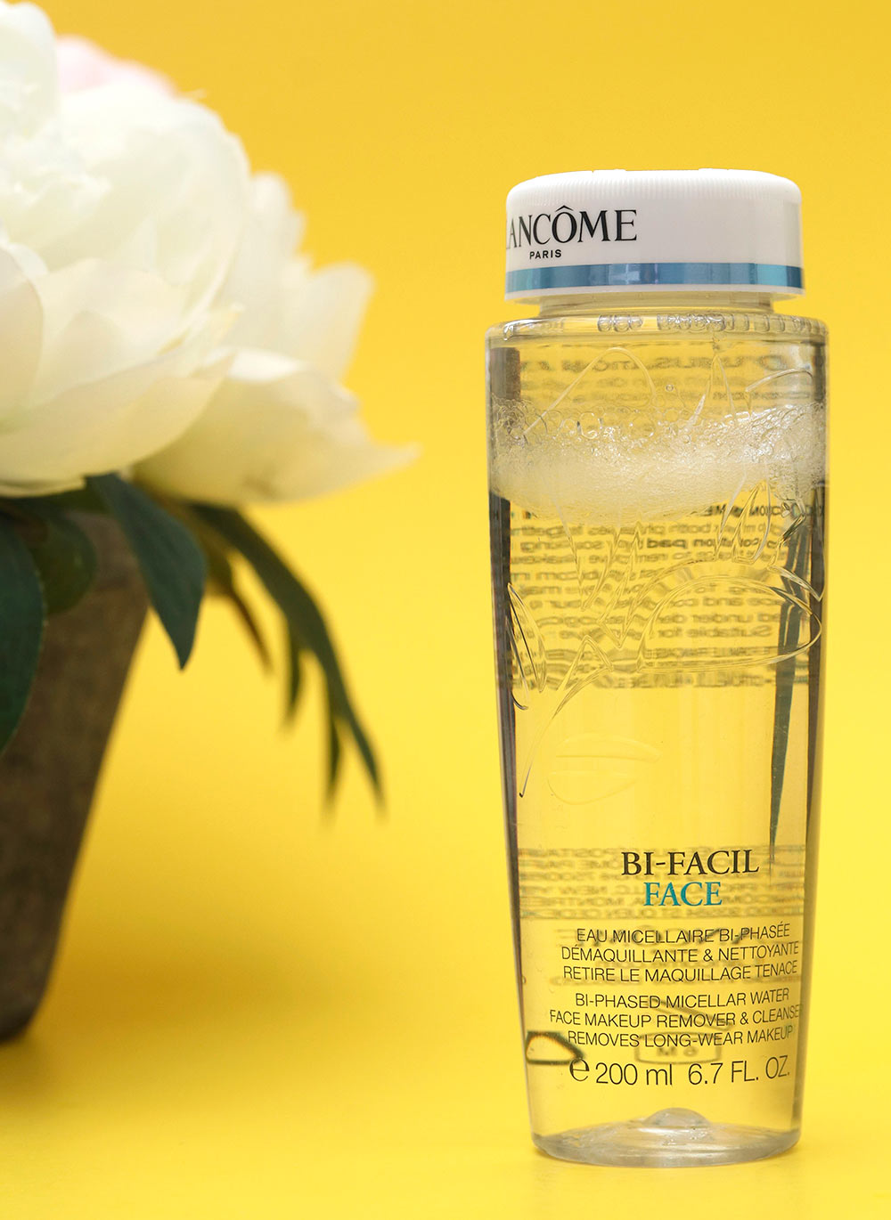 Is Lancme Bi Facil Face Makeup Remover A Lazy Girls Dream Come Holiday Series Paris Im In Love 200ml Lancome Review