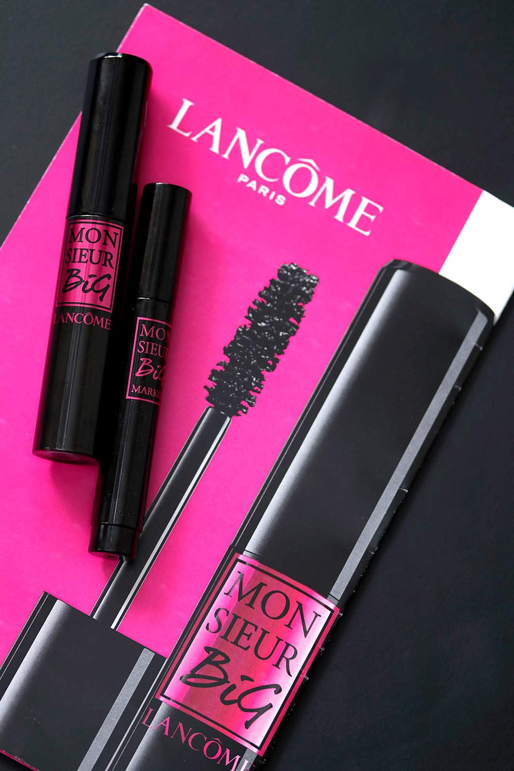 lancome monsieur big packaging