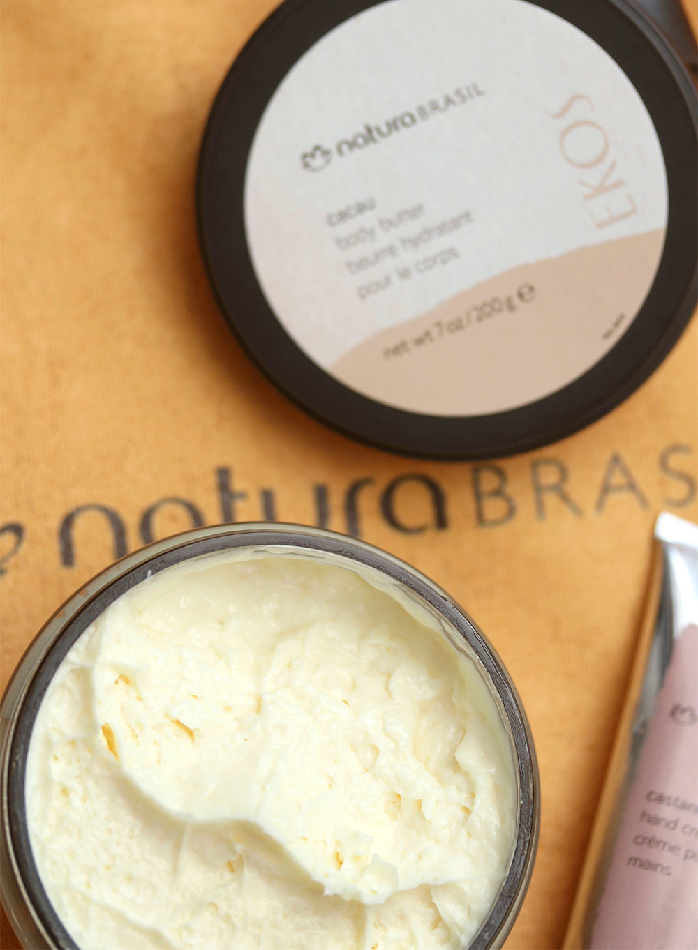 natura brasil cacau body butter