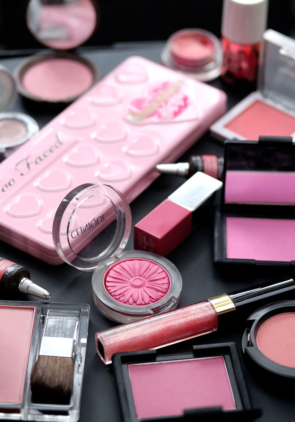 pink makeup monday poll august 6