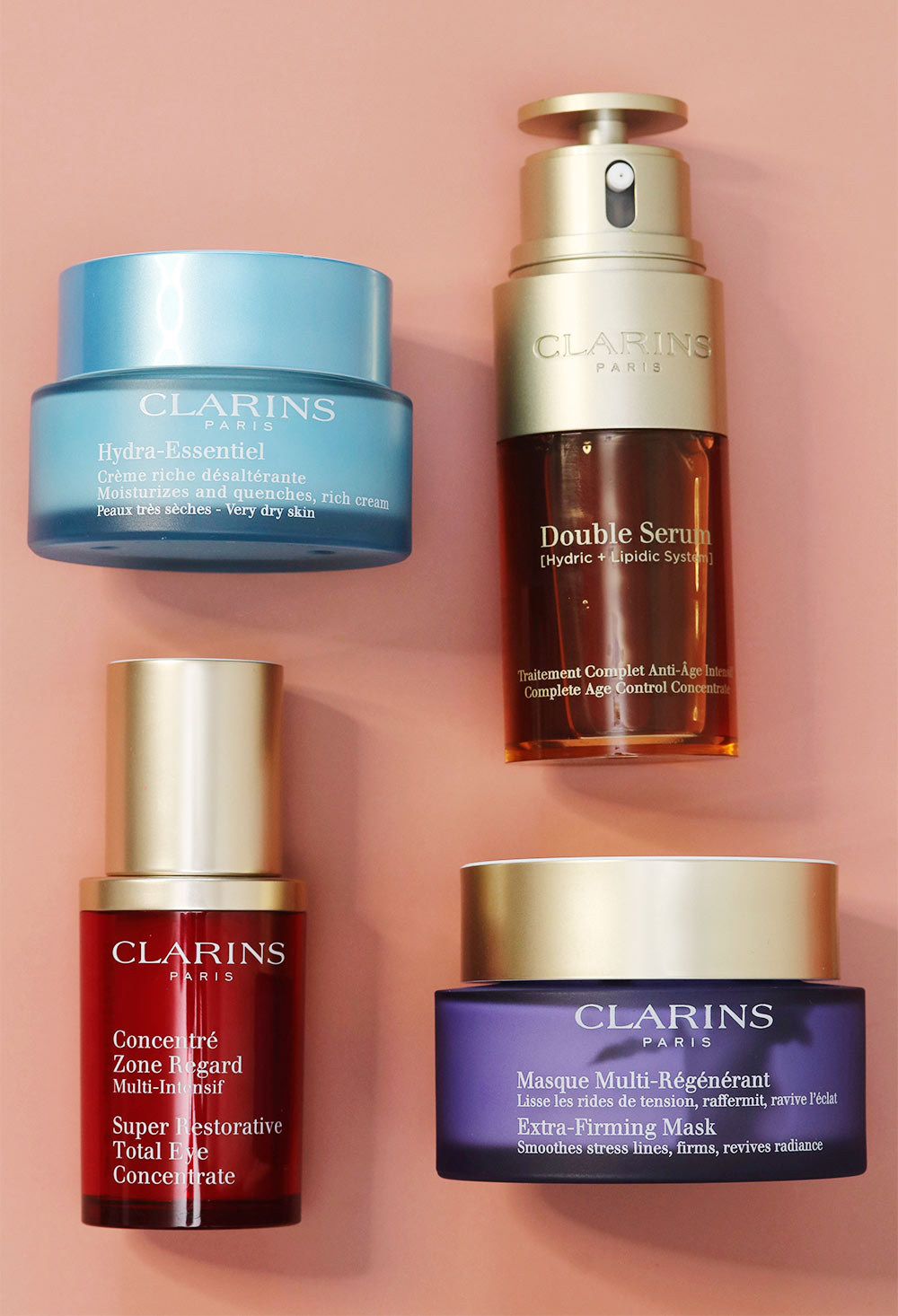 current clarins loves
