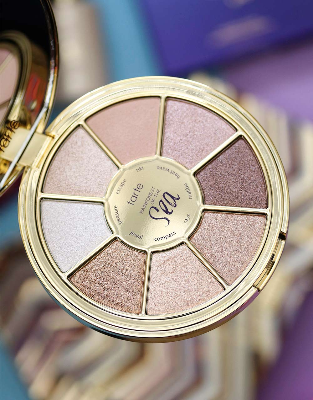 tarte rainforest of the sea vol iii closeup