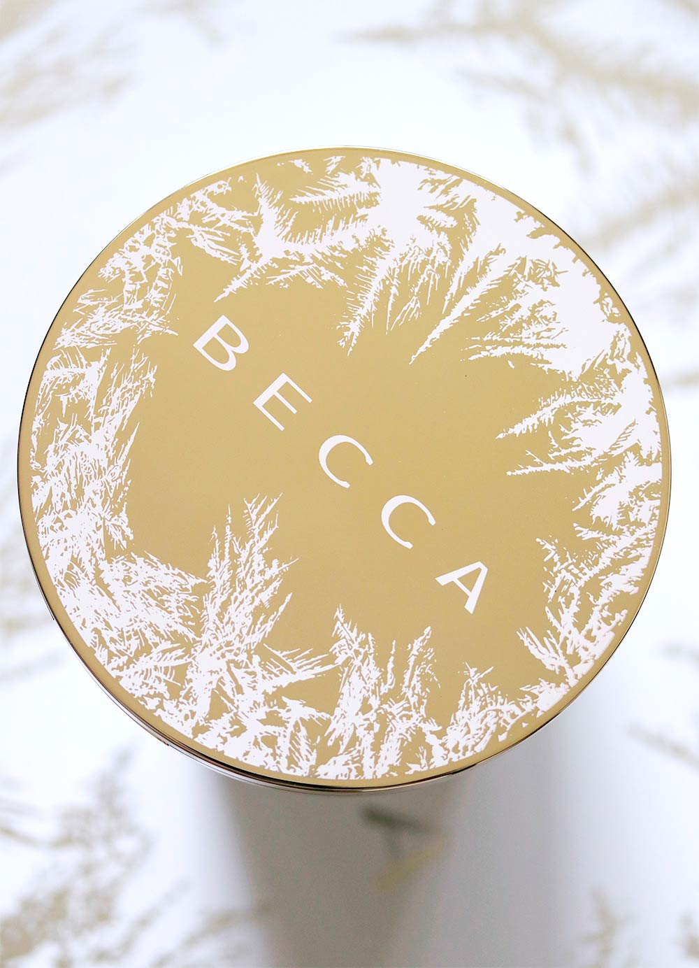 becca eye lights palette packaging