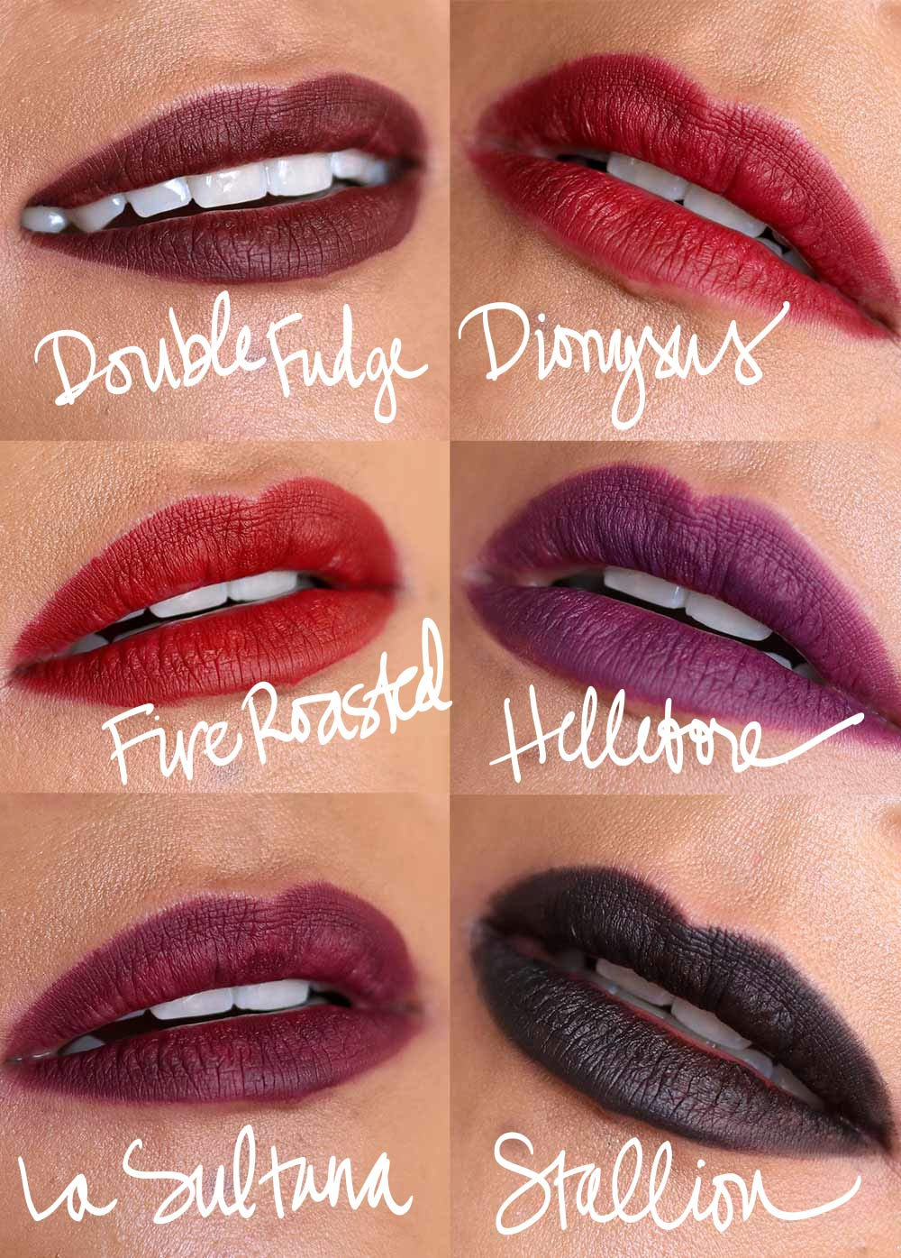 mac liptensity lip pencil swatches 4