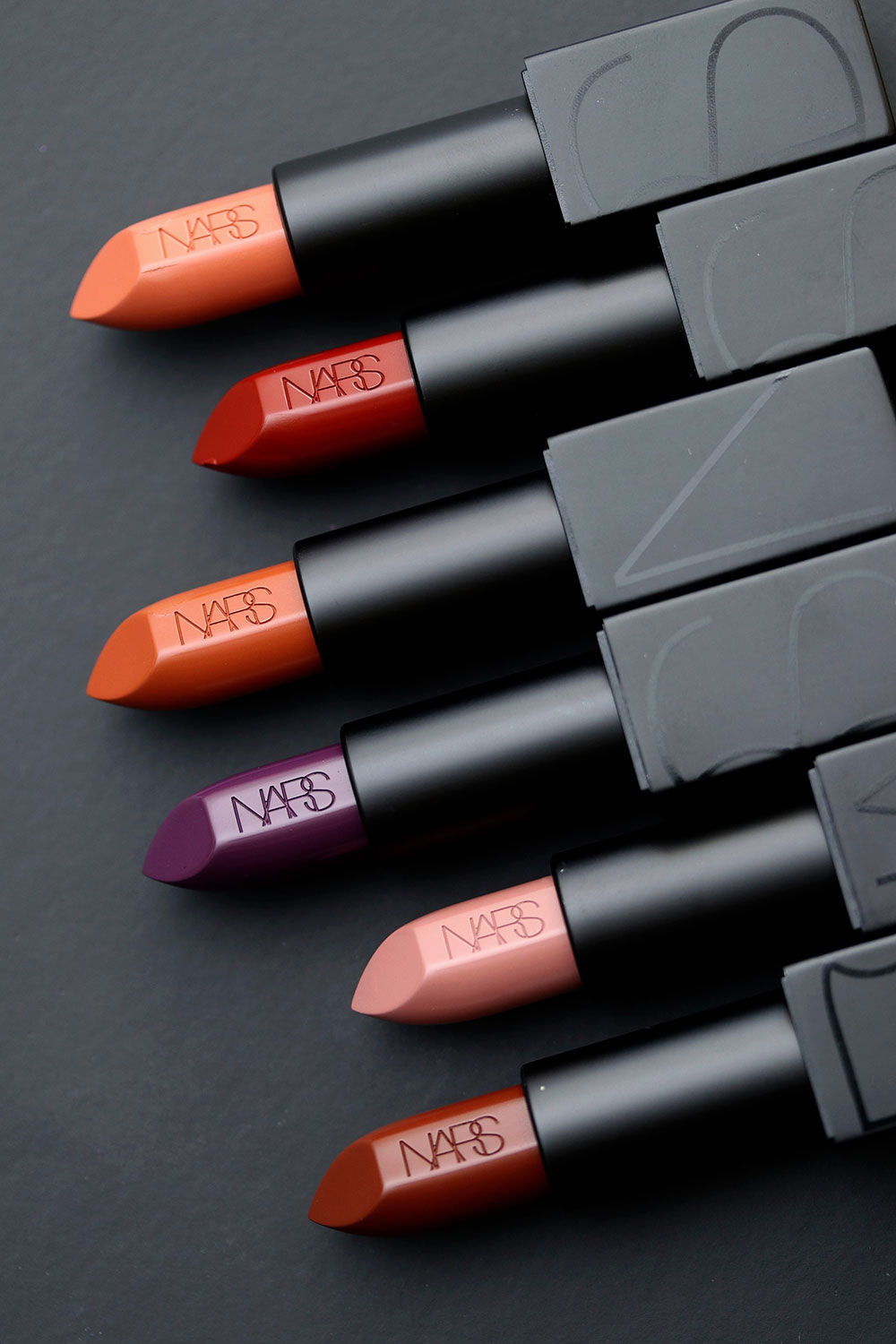 nars audacious lipsticks fall 2017 2