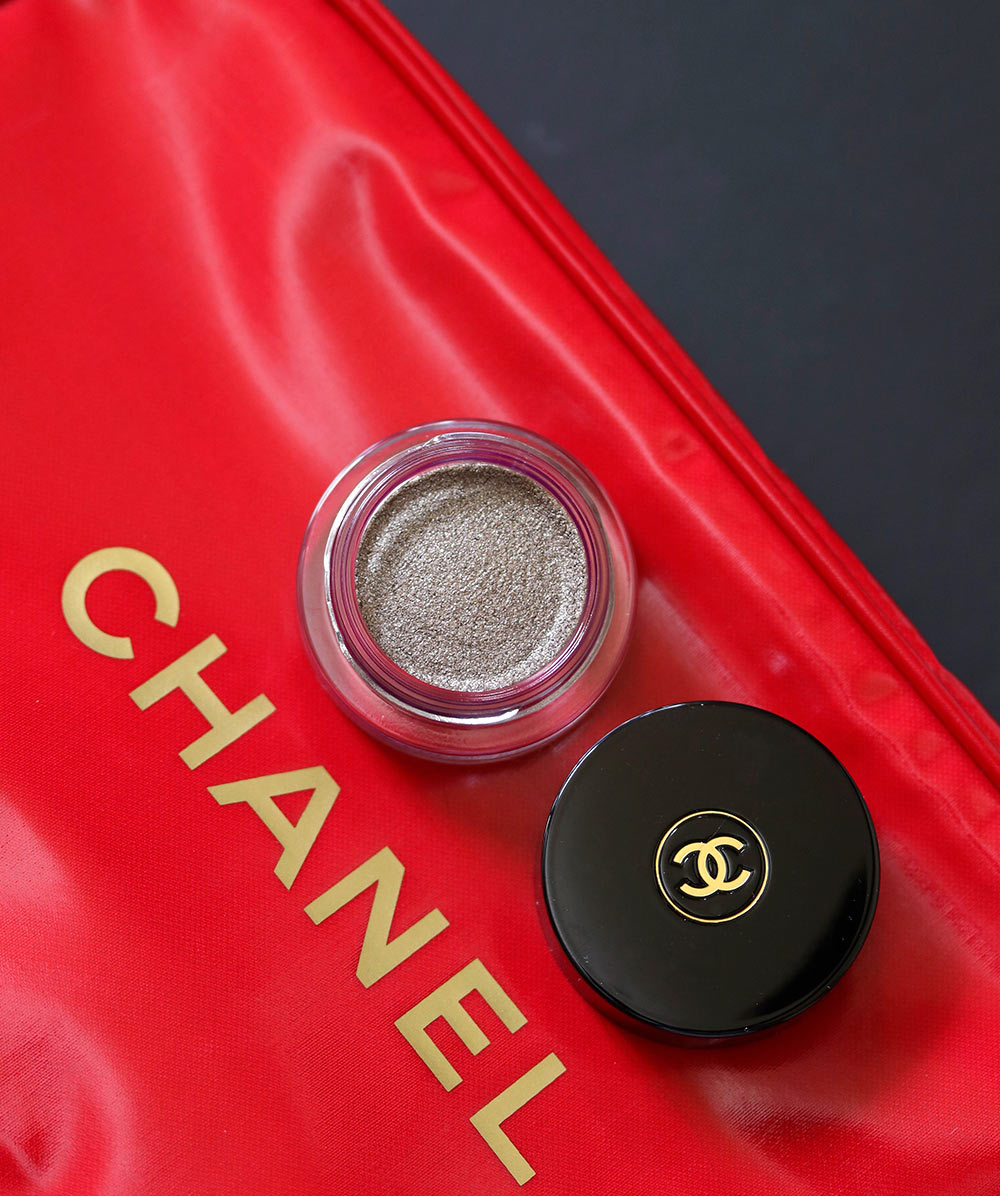 chanel collection libre silver-screen