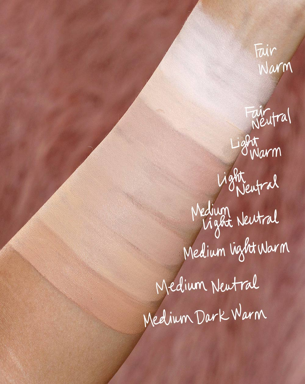 urban decay all nighter waterproof full coverage concealer swatches