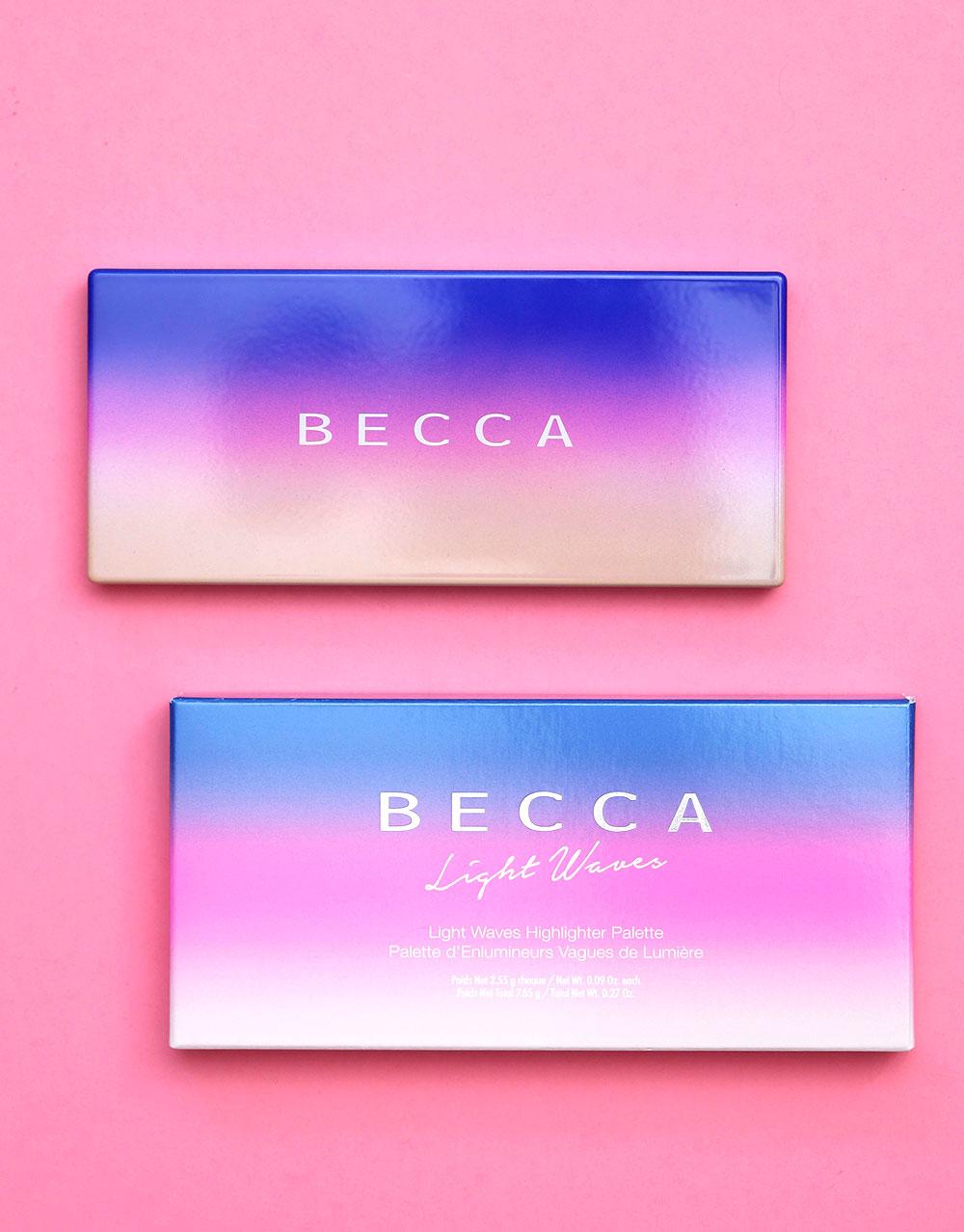 becca light waves