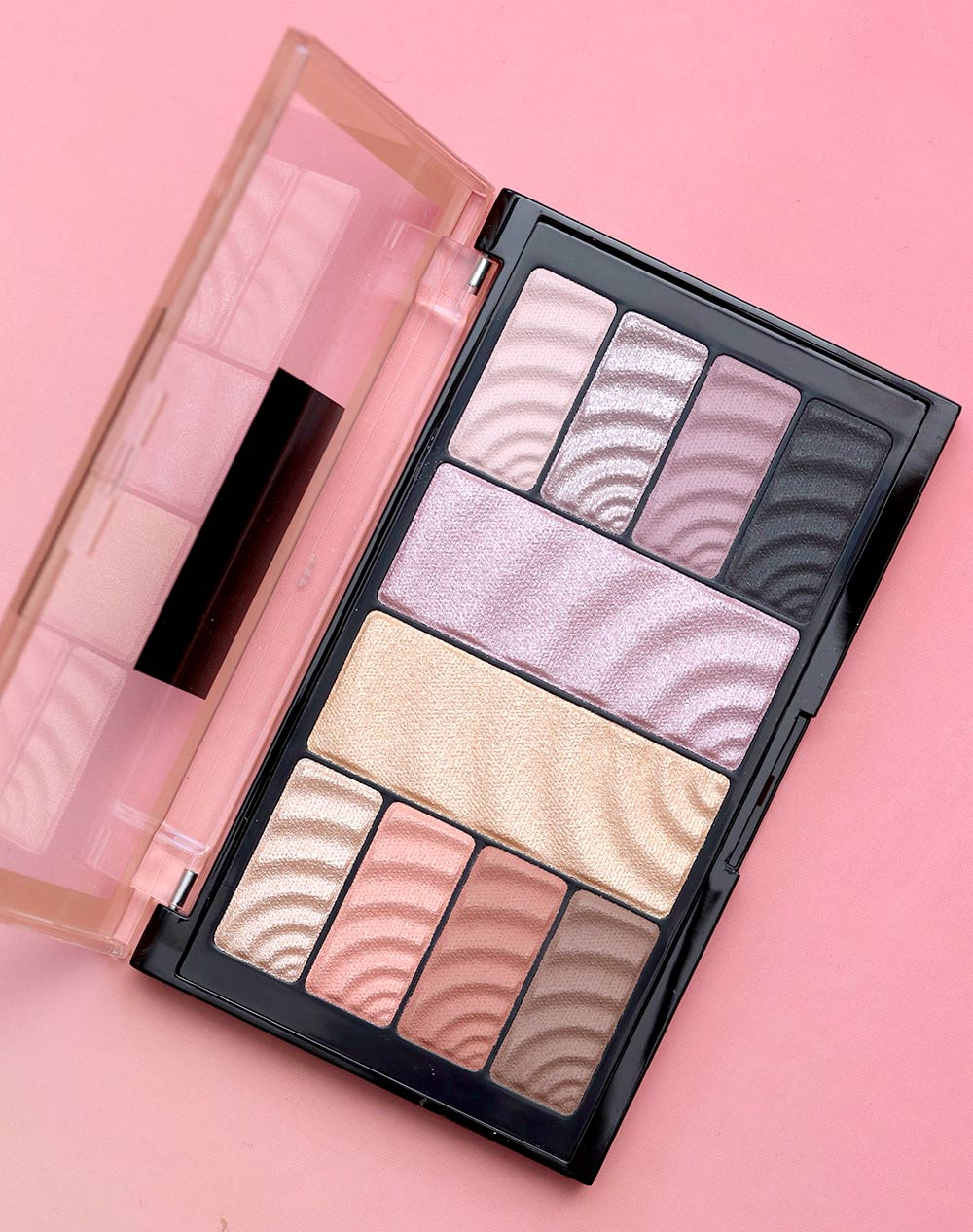 maybelline total temptation eye cheek palette