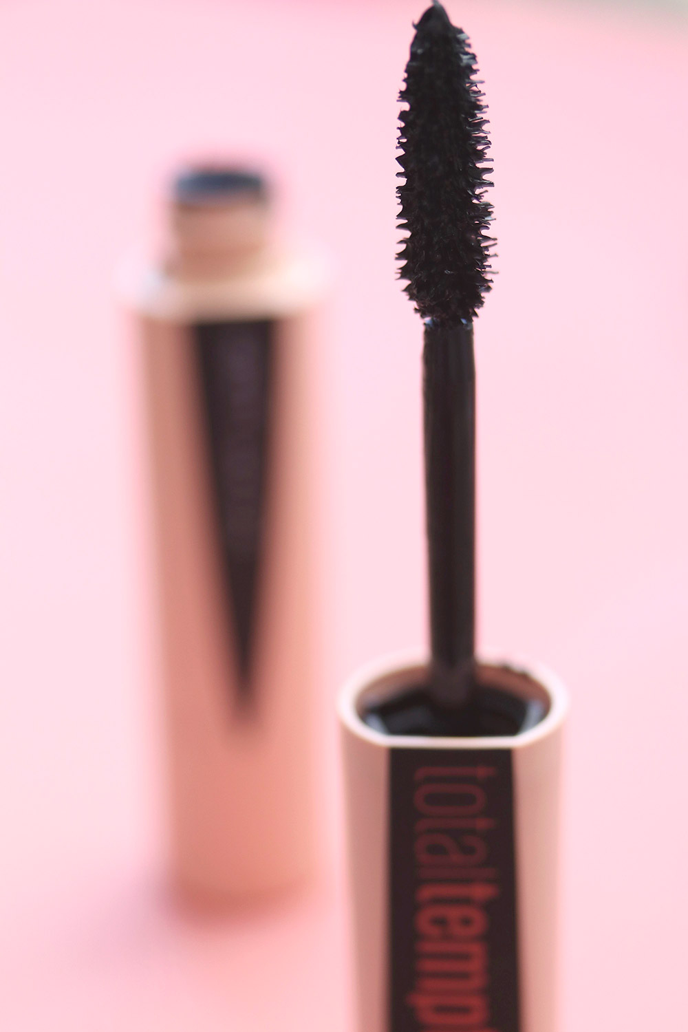 maybelline total temptation mascara wand