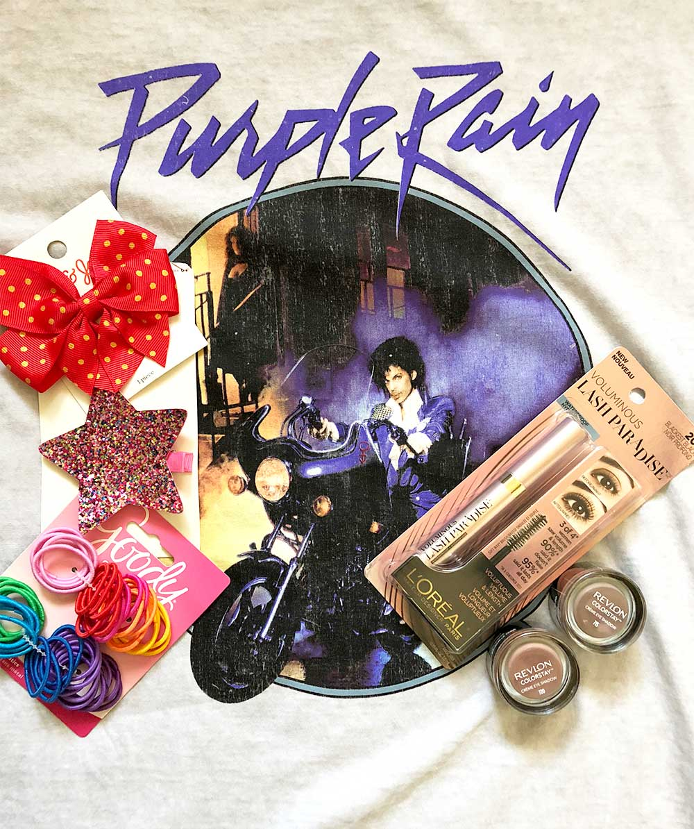 prince purple rain shirt - Do You Live Near a Good Mall?