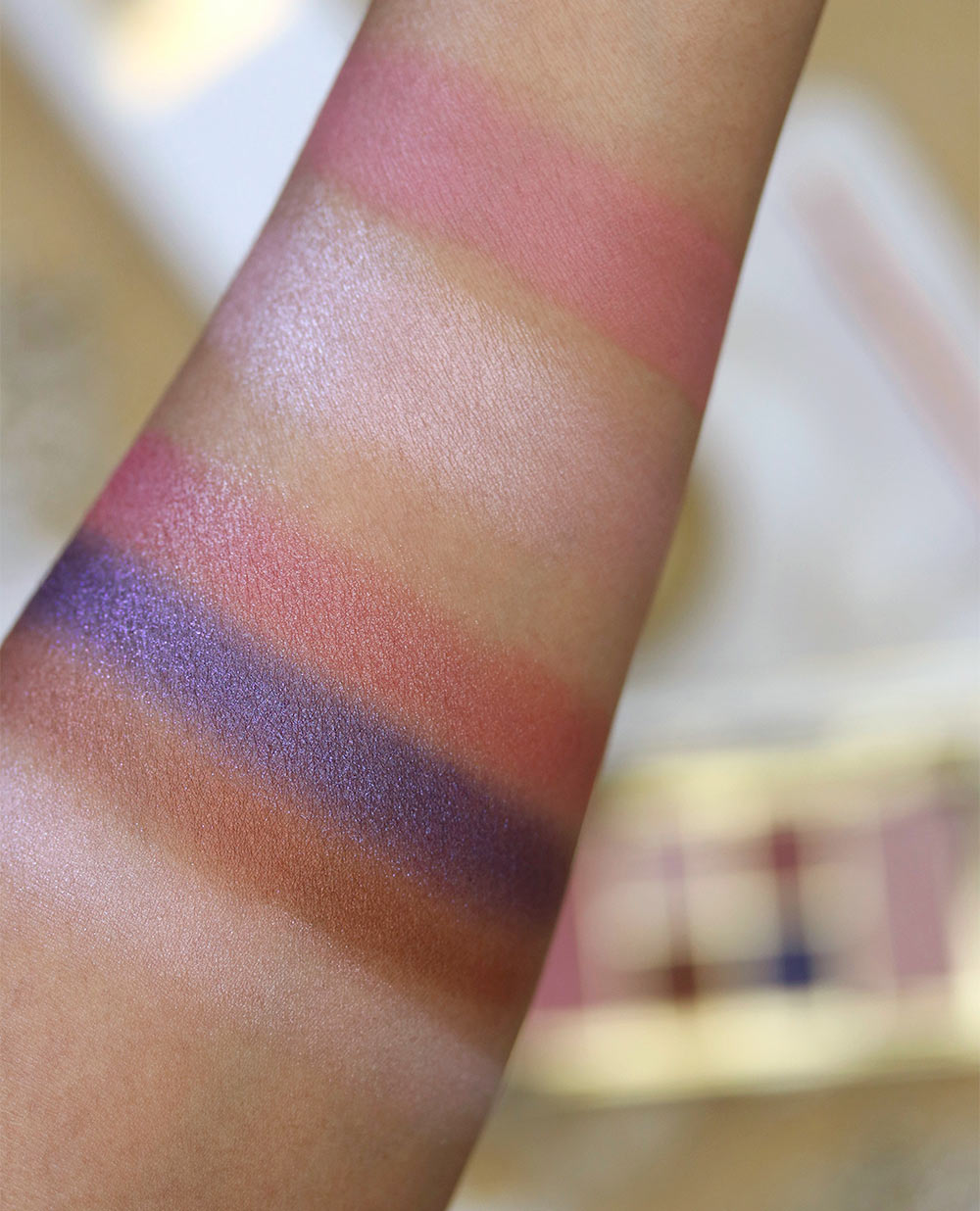 tom ford violet argente swatches