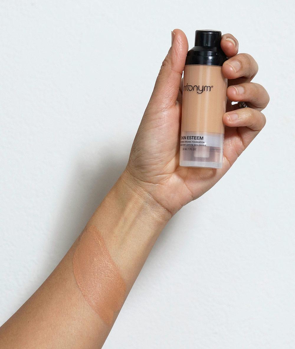 antonym cosmetics skin esteem tan swatch