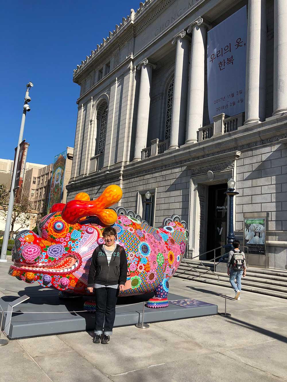 asian art museum cindy