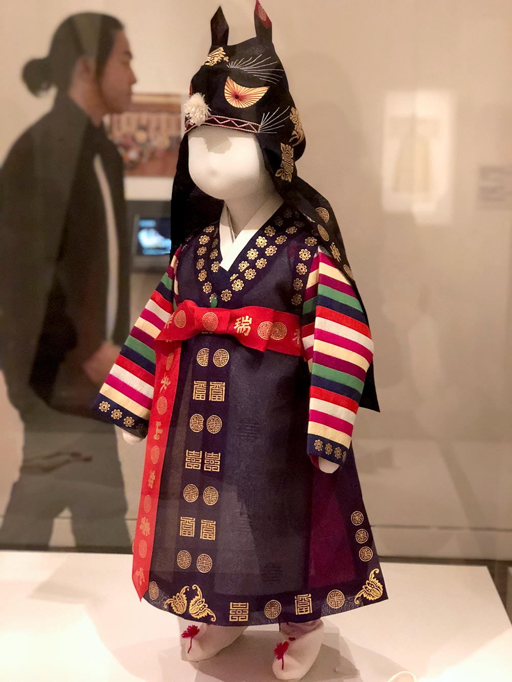 couture korea asian art museum boy hanbok