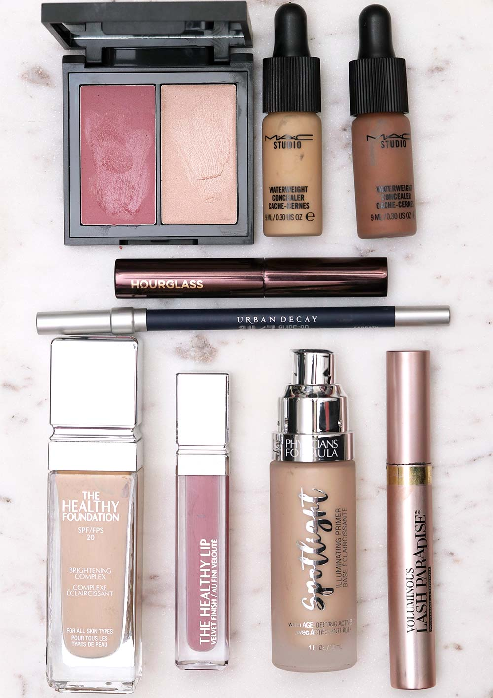 rainy day makeup products
