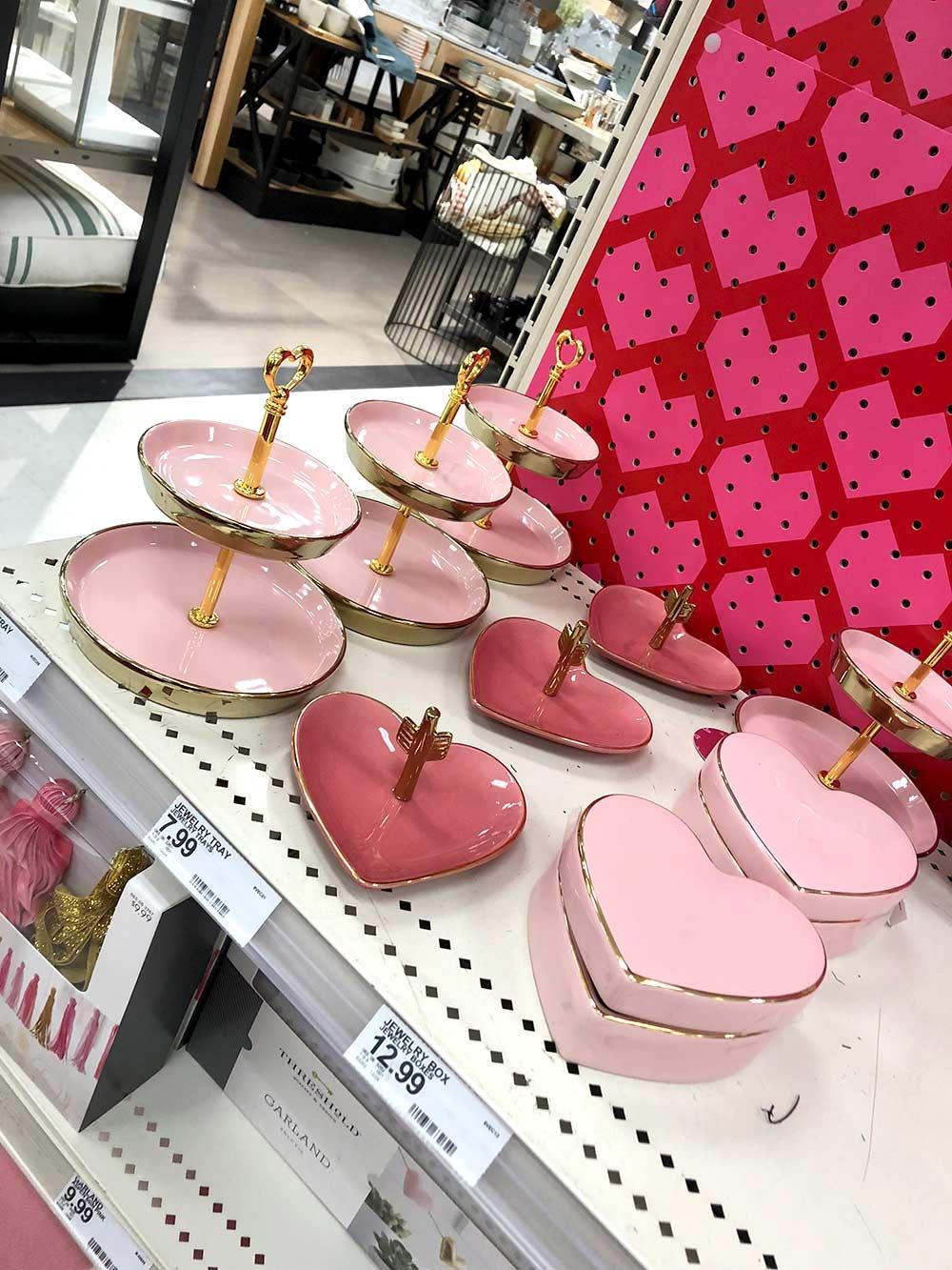 valentines jewelry trays