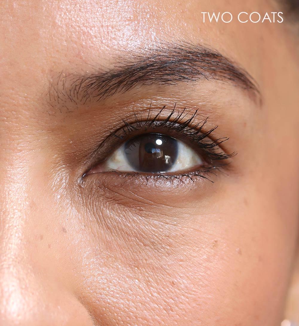 benefit badgal bang closeup