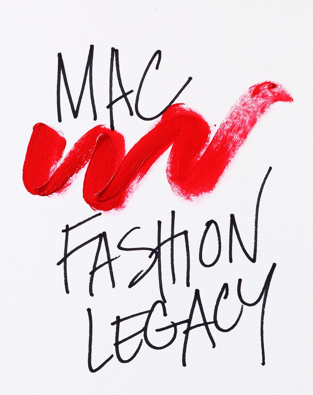 mac fashion legacy