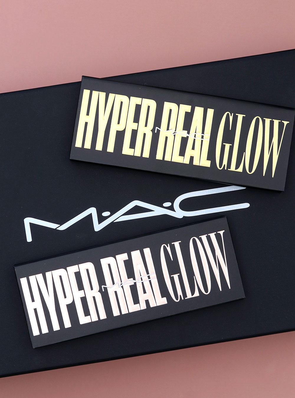 mac hyper real glow packaging