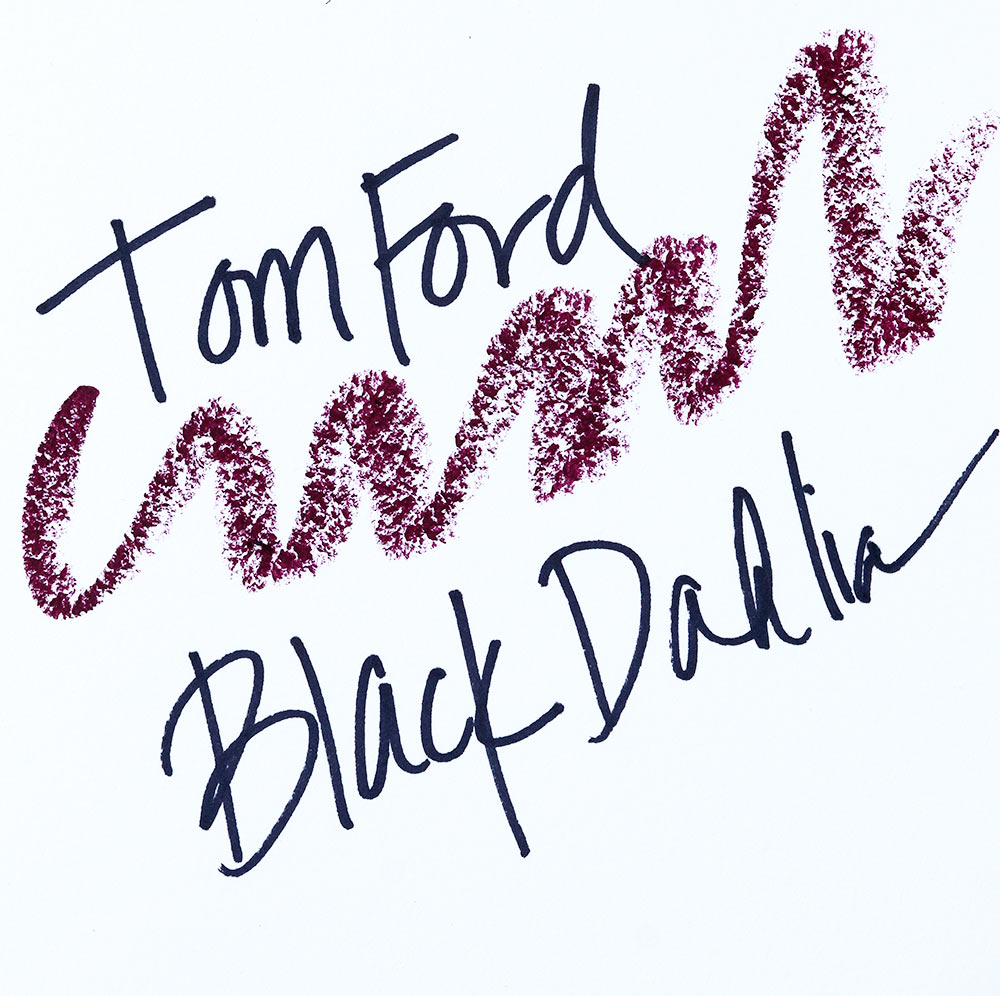 tom ford black dahlia lipstick-