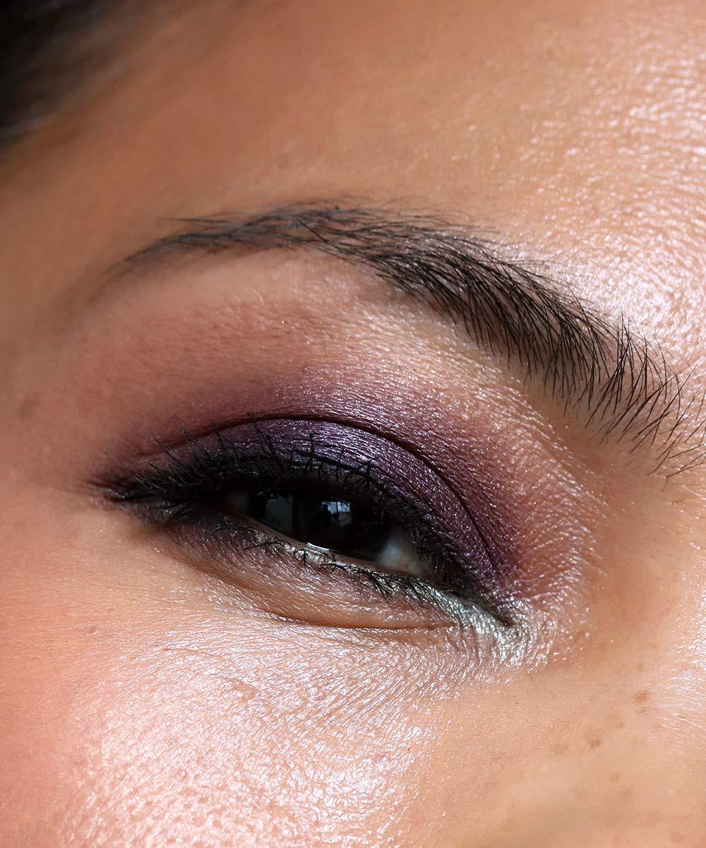 mac padma lakshmi 70s sunset eye