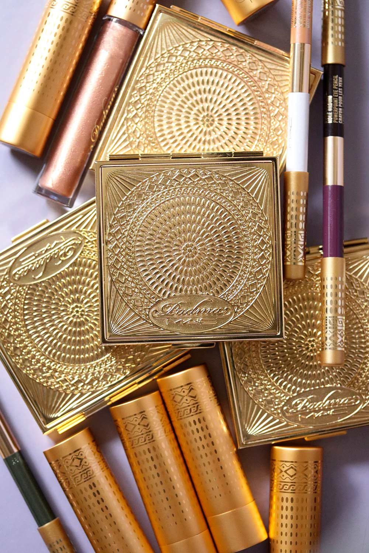 mac padma lakshmi collection packaging