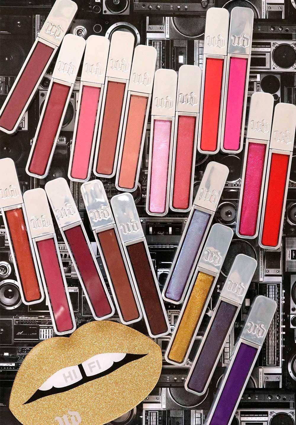 urban decay hi fi shine lip gloss