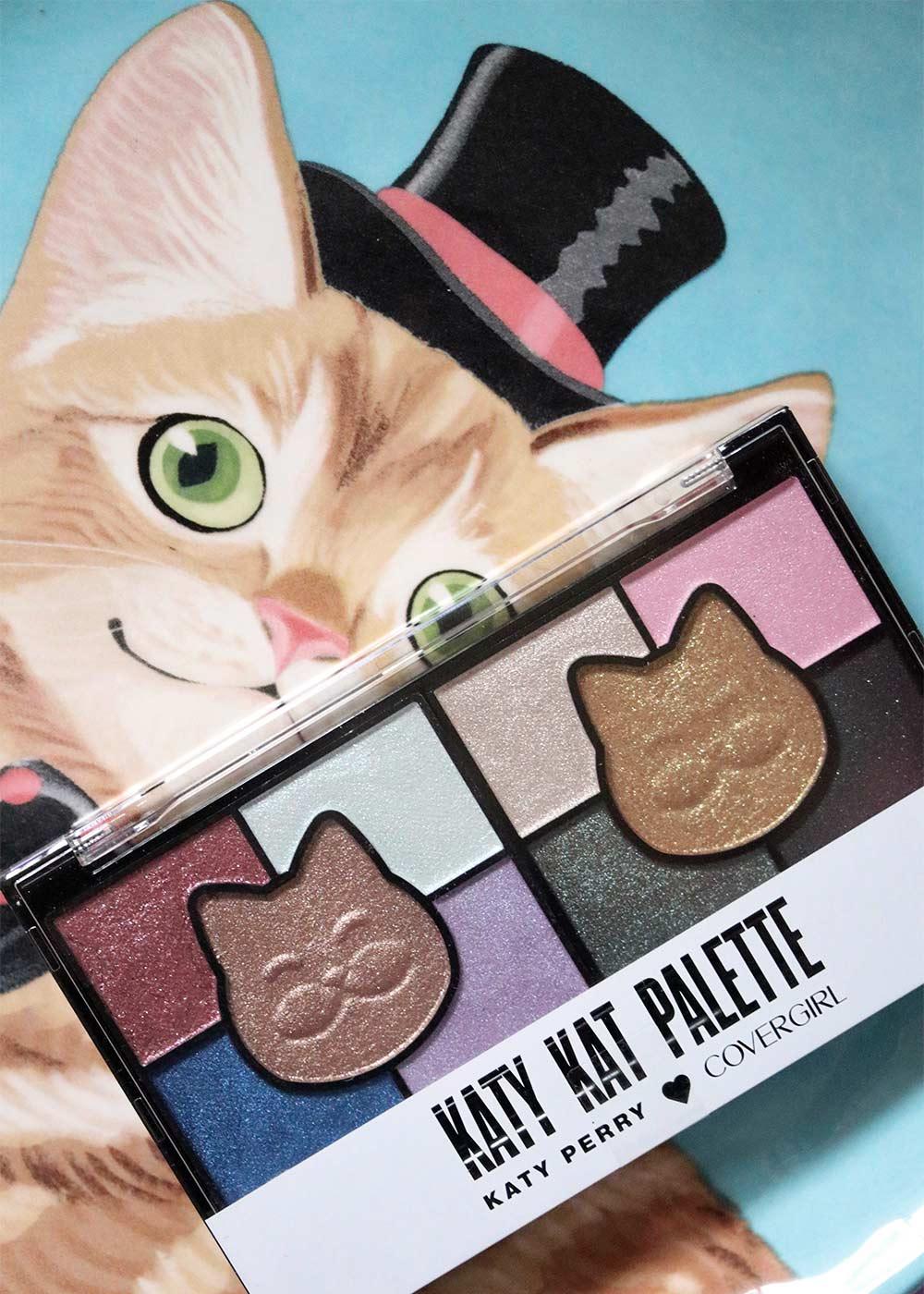 katy kat cool kat palette