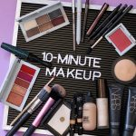nars erdem 10 minute makeup