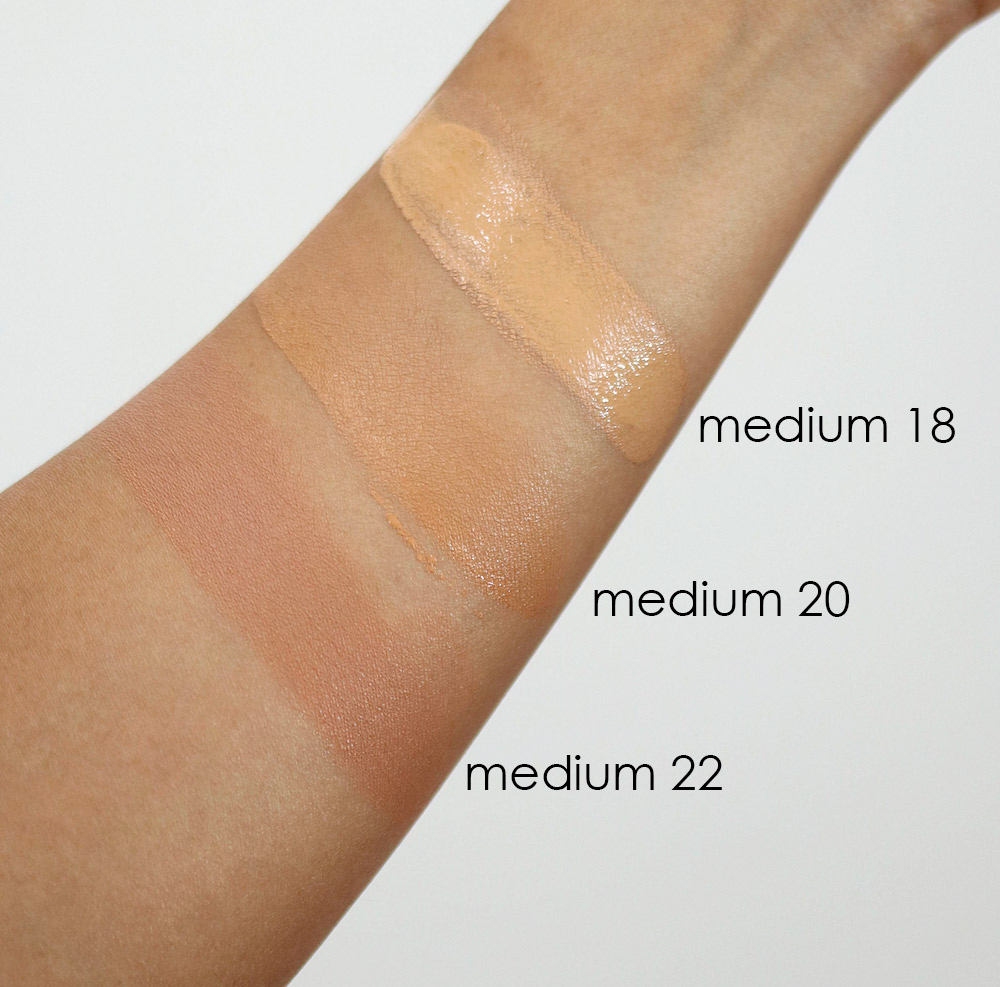 clinique beyond perfecting super concealer review swatches medium