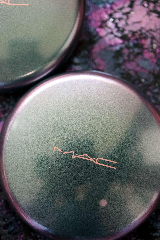 mac mirage noir packaging
