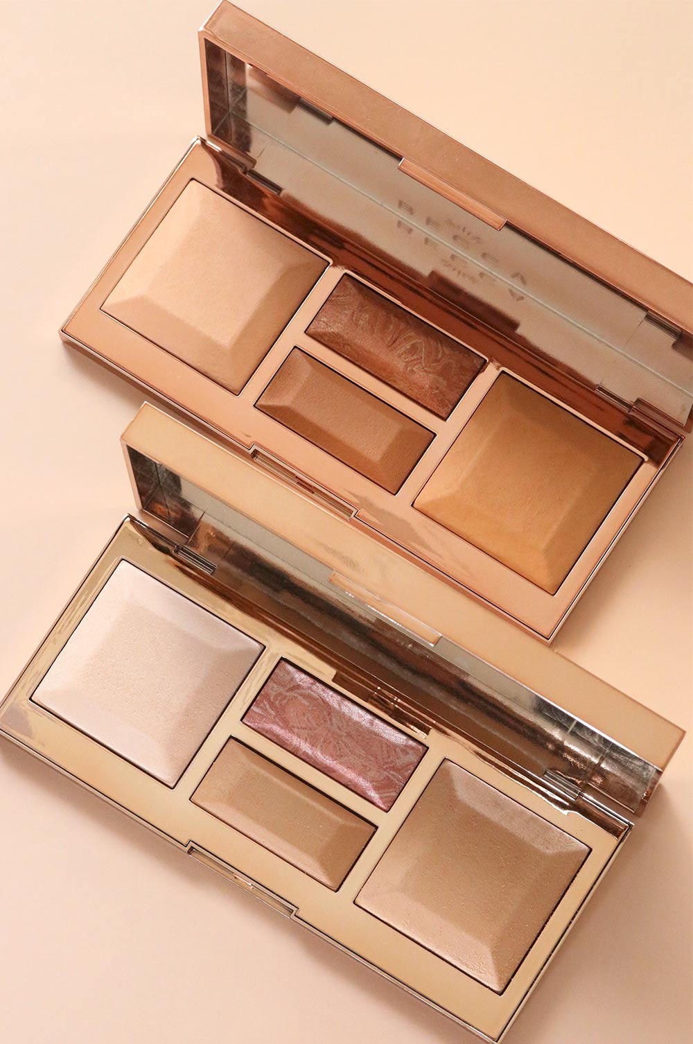 becca be a light face palettes