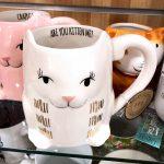 are you kitten me mug