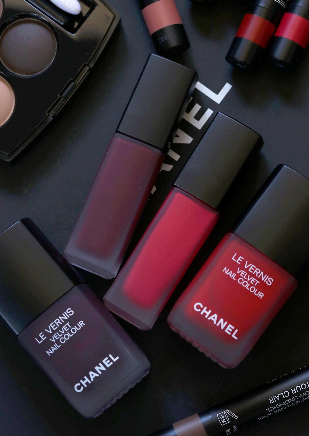 chanel rouge allure ink fall 2018