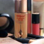 charlotte tilbury hollywood flawless filter 5 tan