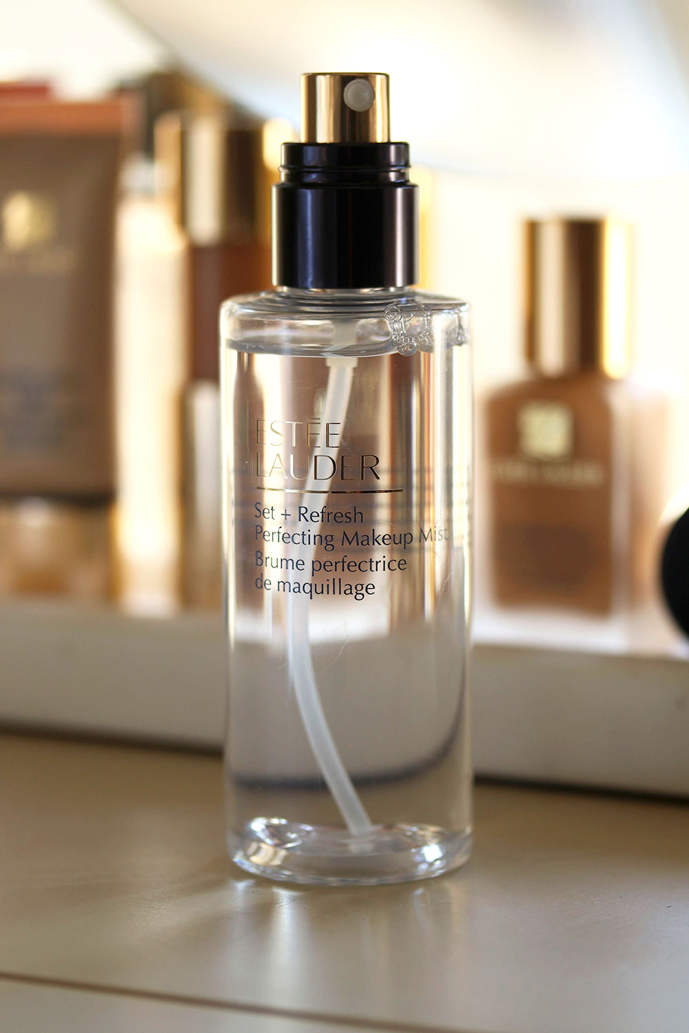 Estée Lauder Double Wear Deep Dive: Set + Refresh Perfecting Makeup ...